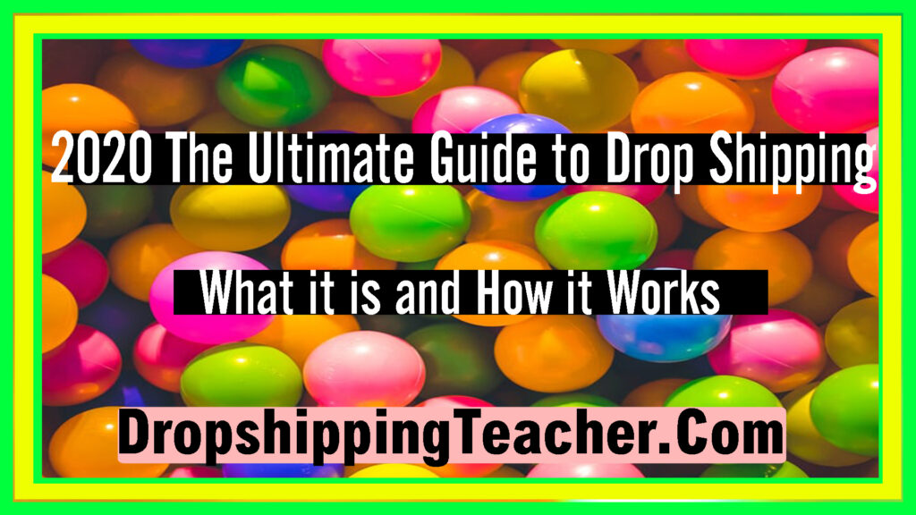 Guide to Drop Shipping