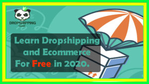 dropshipping and ecommerce for free