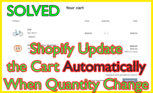 shopify-Update-the-cart-automatically